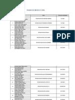 Microscopia Lista 2012