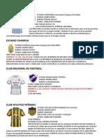 Como Llegar a Estadios de Clubes Uruguayos