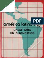 Celam - America Latina Hoy, Lineas Para Un Diagnostico