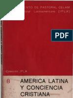 Celam - America Latina y Conciencia Cristiana