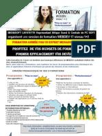 Formation Webdev 17 1_2 2012
