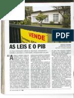 Leis e Desenvolvimento - Revista Veja