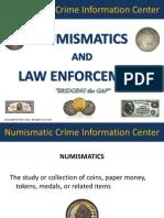 Final Presentation Numismatic Crime