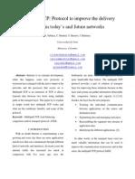 Article Multipath TCP 1