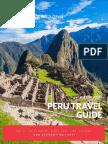 Peru Travel Guide | Download a Free Peru Travel Guide E-Book