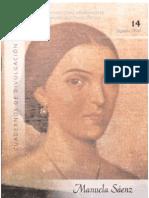 306. Manuela Saenz - Eugenia Viteri
