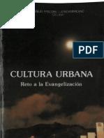 Celam - Cultura Urbana Reto Para La Evangelizacion