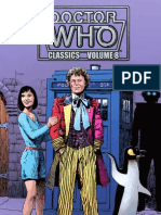 Doctor Who Classics Vol. 8 Preview