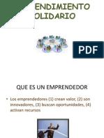 Emprendimiento Solidario.pptx Diplomado