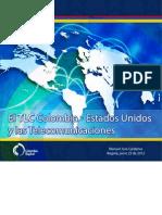 TLC Colombia USA y Las Telecomunicaciones