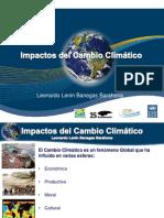 4. Impactos Del Cambio Climatico