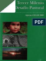 Celam - El Tercer Milenio Como Desafio Pastoral