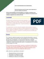 TRANSTORNOS PSICOLÓGICOS Y PSICOFISIOLÓGICOS EN LA ADOLESCENCIA