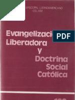 Celam - Evangelizacion Liberadora y Doctrina Social de La Iglesia