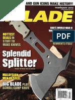 Blade Febrero 2012