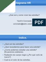 HR Diagram Teo Yax