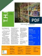 t h e  newsletter fall 2012