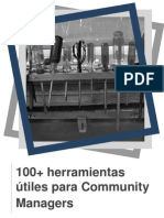 100 Herramientas para Community Managers - Santi Rosero (2012)