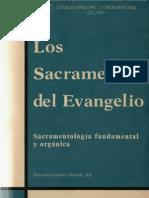 Celam - Los Sacramentos Del Evangelio