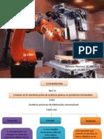 Grupo 8 Mapa Conceptual Sobre Proceso de Manufactura