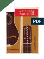 Metodo de Timple-español-english (Canarias).pdf