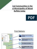 Aboriginal Communities and Treaty 8