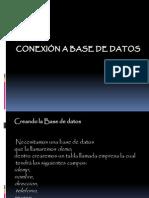 Exposicion_Conexion Base Datos