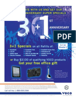 2012 - Voco 4th Quarter Specials