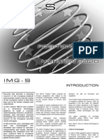IMG-S Position Paper for H2020 BW