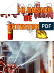 Presentacion de Extintores 2012