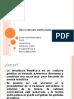 Xerocitosis congénita PPT
