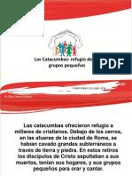 2. Las Catacumbas Refugio de Los GPSpptx