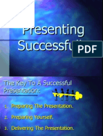 Presenting Successfully
