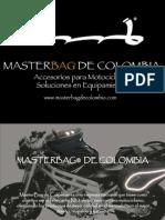 Catalogo de Productos Masterbag de Colombia (Parte 1)