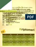 Tugas - Biologi - kriptomeri