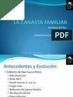3la Canasta Familiar