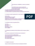 Preguntas y respuestas de endocrinologìa
