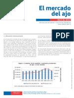 El Mercado Del Ajo Ministerio de Agri. CHILE