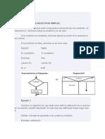 Estructuras Selectivas Simples