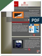 Marketing Newsletter - Octubre 2012