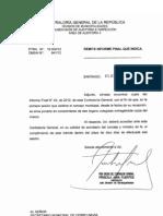 Informe Final N°43 Contraloría General de la República