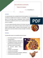Plan Nacional del Buen VIvir- Ecuador