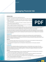 Guide for Managing Financial Risk