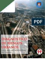 Diagnostico de Riesgos Urbanos en El Area Metropolitana de Tijuana