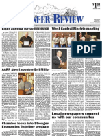 Pioneer Review, October 11, 2012