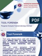 M13 Tool Forensik