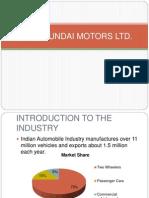 Mgf Hyundai Motors Ltd
