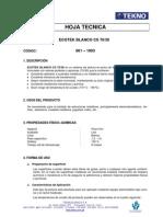 Ecotek Blanco CS 70 30