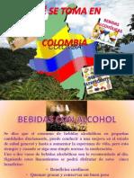 Bebidas Colombia