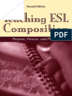 (Core Textbook)Teaching ESL Composition-purpose, Process, Practice